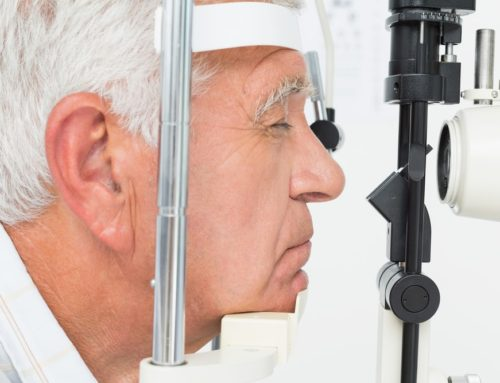 Can you avoid blindness by checking for glaucoma at home?